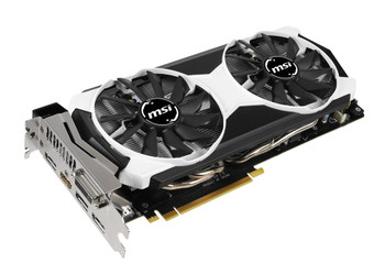 GTX-980TI-6GD5T-OC MSI 6GB Nvidia GeForce GTX 980 TI GDDR5 384-Bit DVI-I/ HDMI/ 3x DisplayPort PCI Express 3.0 Video Graphics Card