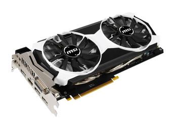 GTX-980-4GD5T-OC MSI 4GB Nvidia GeForce GTX 980 GDDR5 256-Bit Dual Link DVI-I/ HDMI/ 3x DisplayPort PCI Express 3.0 x16 Video Graphics Card