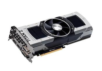 P2080 Nvidia GeForce GTX Titan Z 12GB GDDR5 768-Bit DVI-I/ DVI-D/ HDMI Video Graphics Card