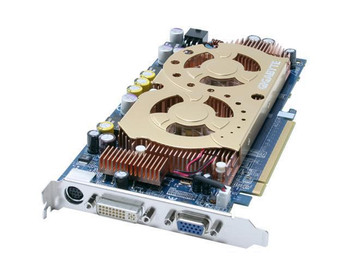 GV-3D1-C GIGA-BYTE GeForce 6600 Graphics Card