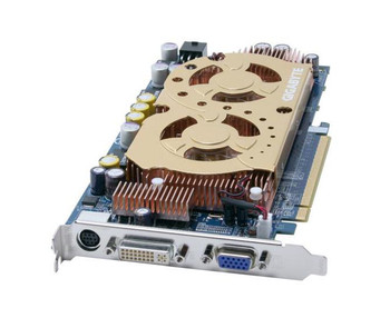 GV-3D1-XL GIGA-BYTE Dual GeForce 6600 Graphics Card