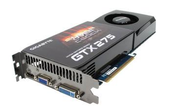 GV-N275SO-18I Gigabyte GeForce 275 Graphic Card 715 MHz Core 1.75GB GDDR3 PCI Express 2.0 x16