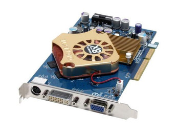 GV-N66T128D GIGA-BYTE GeForce 6600 GT Graphics Card