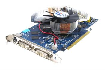 GV-NX795T512H-RH Gigabyte GeForce 7950 GT Graphic Card 550 MHz Core 512 MB GDDR3 PCI Express x16