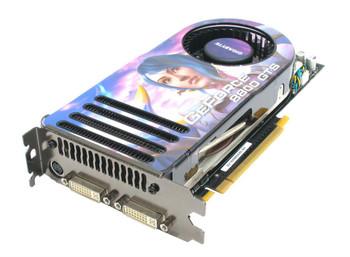 GV-NX88S640H-RH Gigabyte GeForce 8800 GTS Graphic Card 500 MHz Core 640 MB GDDR3 PCI Express x16