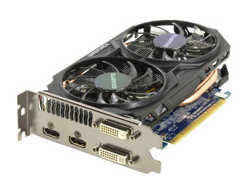 GV-N75TOC-2GI Gigabyte GeForce GTX 750 Ti Graphic Card 2GB GDDR5 PCI Express 3.0