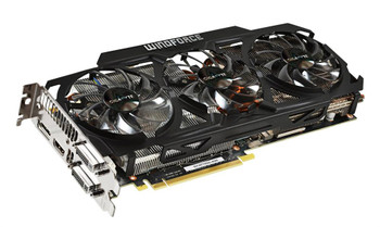 GV-N770OC-4GD Gigabyte GeForce GTX 770 Graphic Card 1.14 GHz Core 4GB GDDR5 PCI Express 3.0 Dual Slot Space Required