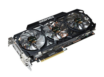 GV-N780OC-3GD Gigabyte GeForce GTX 780 Graphic Card 863 MHz Core 3GB GDDR5 PCI Express 3.0