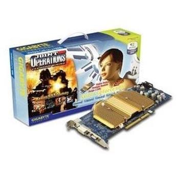 GV-N68128DH GIGA-BYTE GeForce 6800 Graphics Card