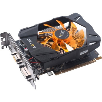 ZT-71002-10L Zotac GeForce GT 740 Graphic Card 993 MHz Core 1GB GDDR5 PCI Express 3.0 x16 Dual Slot Space Required