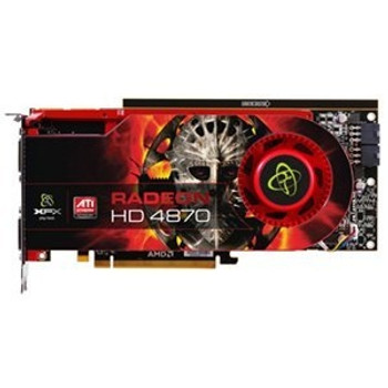 HD-487A-ZDDC XFX Radeon HD 4870 XXX Edition Graphics Card