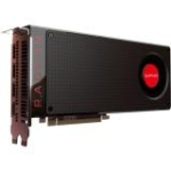 21260-00-20G Sapphire Radeon RX 480 Graphic Card 1.12 GHz Core 1.27 GHz Boost Clock 8GB GDDR5 PCI Express 3.0 Dual Slot Space Required 256 bit Bus Wid