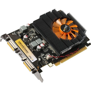 ZT-71109-10L Zotac GeForce GT 730 Graphic Card 700 MHz Core 4GB DDR3 SDRAM PCI Express 2.0 Single Slot Space Required