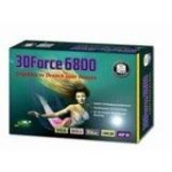 3DFORCE6800 Jaton 3DFORCE 6800 Multimedia Accelerator 128MB MD4
