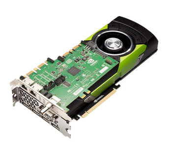 VCQM6000SYNC-PB PNY Quadro M6000 Graphic Card 12GB GDDR5 PCI Express 3.0 x16 Full-height Dual Slot Space Required