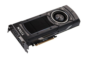 12G-P4-2990-B1 EVGA GeForce GTX TITAN X 12GB GDDR5 384-bit DVI-I/ HDMI/ 3x DisplayPort HDCP Ready SLI Support PCI Express 3.0 Video Graphics Card