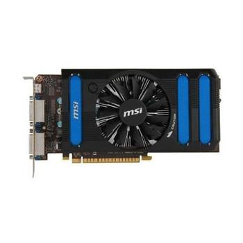R6450MD1GD3 MSI ATI Radeon HD 6450 1GB DDR3 64-Bit HDMI / DVI PCI-Express 2.1 x16 Video Graphics Card