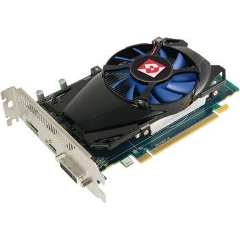 7750PE51G DIAMOND Radeon HD 7750 Graphic Card 800 MHz Core 1GB GDDR5 PCI Express 3.0 x16 Full-height Dual Slot Space Required