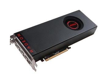 RVEGA648 MSI Radeon RX VEGA 64 8GB HBM2 2048-Bit HDMI / DisplayPort PCI-Express x16 Video Graphics Card