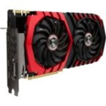 G1070GX8 MSI Nvidia GeForce GTX 1070 8GB GDDR5 256-Bit HDMI / 3x DisplayPort / Dual-Link DVI-D PCI-Express 3.0 x16 Video Graphics Card