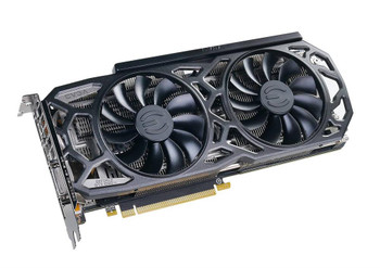 11G-P4-6391-KR EVGA GeForce GTX 1080 Ti Graphic Card 1.48 GHz Core 1.58 GHz Boost Clock 11GB GDDR5X Dual Slot Space Required