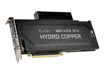 11G-P4-6399-KR EVGA GeForce GTX 1080 TI 11GB GDDR5X 352-Bit HDMI / 3x DisplayPort / Dual-Link DVI-D PCI-Express 3.0 Video Graphics Card