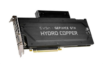 11G-P4-6599-KR EVGA GeForce GTX 1080 TI 11GB GDDR5X 352-Bit HDMI / 3x DisplayPort / Dual-Link DVI-D PCI-Express 3.0 Video Graphics Card