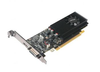 ZT-P10300A-10L Zotac GeForce GT 1030 Graphic Card 2GB GDDR5 Low-profile 64 bit Bus Width OpenGL 4.5 DirectX 12 Vulkan 1.0 OpenCL 1.2 1 x DisplayPor