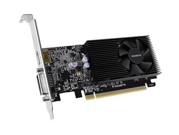 GV-N1030D4-2GL Gigabyte Nvidia GeForce GT 1030 2GB DDR4 64-Bit HDMI / DVI-D Video Graphics Card