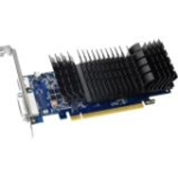 GT1030-2G-CSM Asus GeForce GT 1030 Graphic Card 1.27 GHz Core 1.51 GHz Boost Clock 2GB GDDR5 Low-profile 64 bit Bus Width Passive Cooler DirectX 12 O