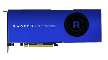 0WYH4 Dell 16GB AMD Radeon Pro WX 9100 6 x Mini DisplayPort OpenCL Video Graphic Card