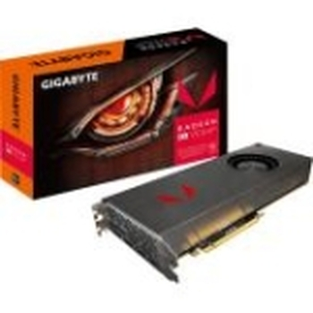 GV-RXVEGA64SIL-8GD-B Gigabyte Radeon RX VEGA 64 8GB 2048-Bit HMDI / DisplayPort / PCI-Express 3.0 Video Graphics Card
