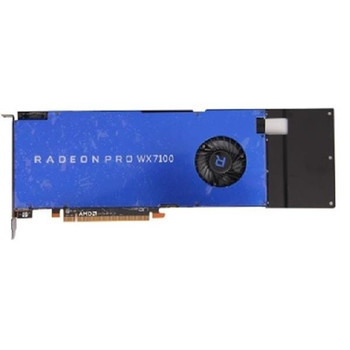 490-BDRL Dell AMD Radeon Pro WX 7100 Video Graphic Card with Bracket