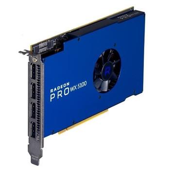 490-BDYI Dell 8GB AMD Radeon Pro WX 5100 GDDR5 256-bit Video Graphic Card