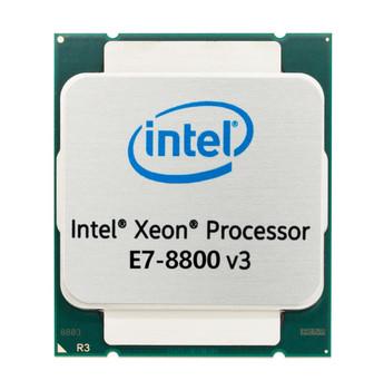 338-BHVC Dell Xeon Processor E7-8870 V3 18 Core 2.10GHz LGA 2011 45 MB L3 Processor