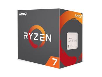 YD180XBCAEWOF AMD Ryzen 7 1800X 8-Core 3.60GHz 16MB L3 Cache Socket AM4 Processor