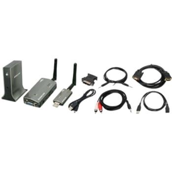 GUWAVKIT4TX Iogear Wireless 1080p Computer To HD Display Kit Transmitter Only (Refurbished)