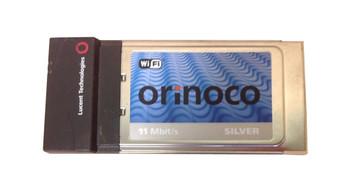 PC24E-H-FC Avaya Orinoco 11MB Wireless Lan Card Silver (Refurbished)