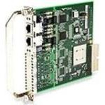 3C13769 3Com 2-Port T1 / PRI Channelized Multi-function Interface Module 5000 Series Router (Refurbished)