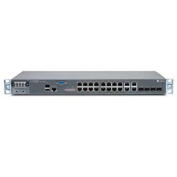 ACX1000-DC Juniper ACX1000 Universal Access Router 20 Ports 4 Slots Rack-mountable (Refurbished)