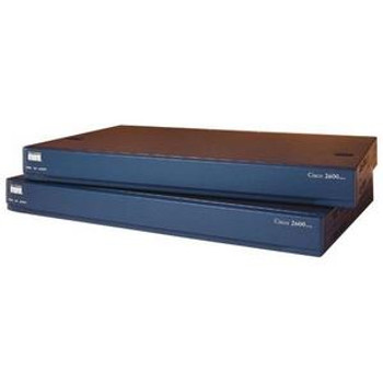CISCO2650XM-RPS Cisco 2650 DUAL 10/100 Module Router IOS IP RPS Adapter (Refurbished)