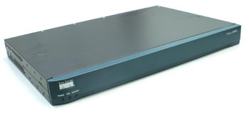 CISCO2651 Cisco High Performance Dual 10by100 Modular Router withIOS IP (Refurbished)
