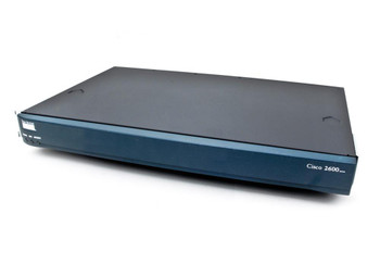 CISCO2651XM Cisco 2651XM High Performance Dual 10/100 Modular Router withIOS IP Switch 40KPPS (Refurbished)