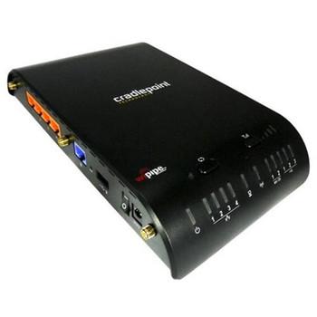 MBR1400 CradlePoint Wireless Router IEEE 802.11n 3 x Antenna ISM Band UNII Band 54 Mbps Wireless Speed 4 x Network Port 1 x Broadband Port USB Desktop
