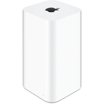ME182AM/A Apple AirPort Time Capsule IEEE 802.11ac Wireless Router 2.40 GHz ISM Band 5 GHz UNII Band 6 x Antenna 1300 Mbit/s Wireless Speed 3 x Networ