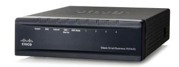 RV042G Cisco Dual Gigabit WAN VPN Router (Refurbished)