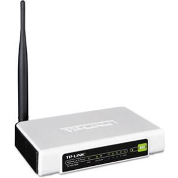 TL-WR740N TP-LINK Wireless Router 150 Mbps 4 x 10/100Base-TX Network LAN 1 x 10/100Base-TX Network WAN IEEE 802.11n (draft) (Refurbished)