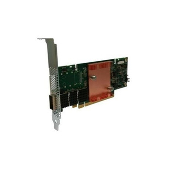 0M5D1 Dell Intel 1-Port 100Gbps PCI Express x16 Low Profile Host Fabric Network Adapter