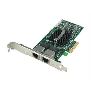 106-00062 Intel PRO/1000MF PCI-x Dual Port Server Adapter