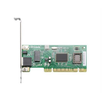 42E1A34317 D-Link 10/100 Fast Lan Ethernet PCi Network Card
